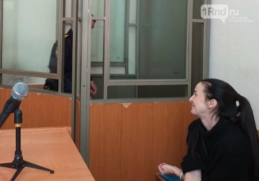 Жена А. Майера, фото 1rnd.ru