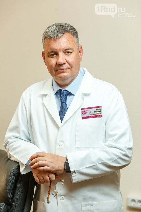 Дмитрий Бурцев, фото ОКДЦ
