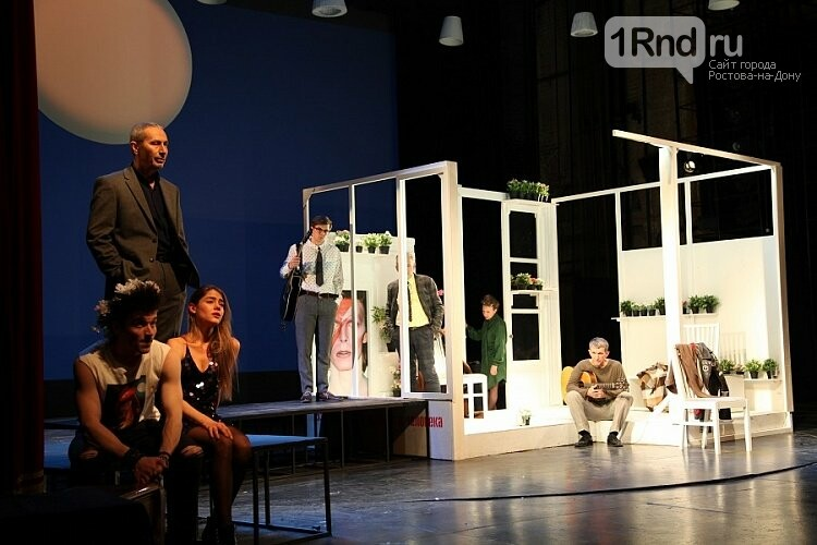 фото: соцсети Молодёжного театра