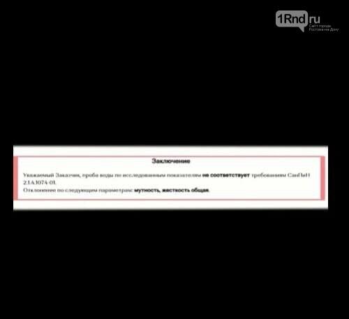 ответ лаборатории ИОН (скриншоты из видео)