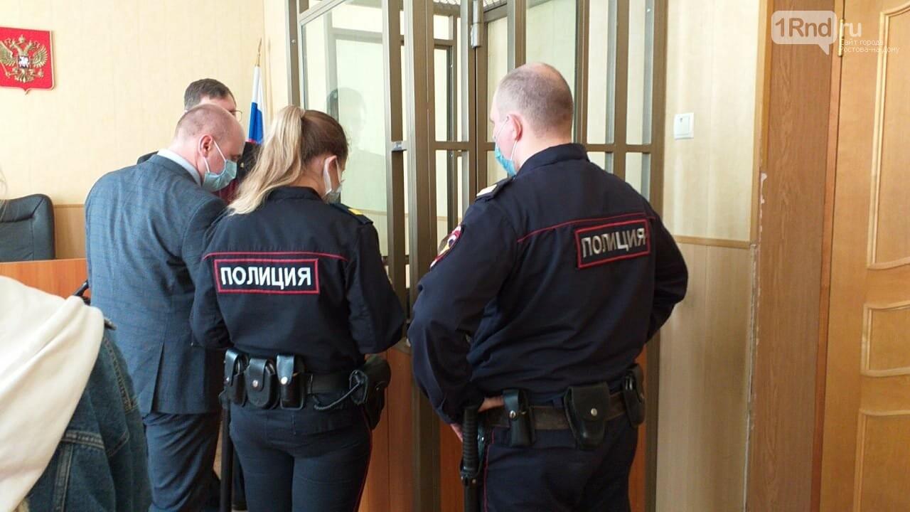 Перерыв в суде по мере пресечения, фото 1rnd.ru