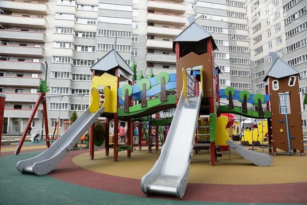Первые дома в ростовском ЖК «Сокол Градъ» сдали досрочно, фото-4