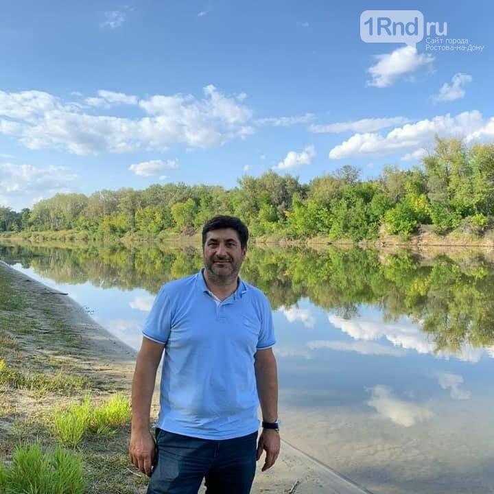Бизнес-омбудсмен Дона Олег Дереза