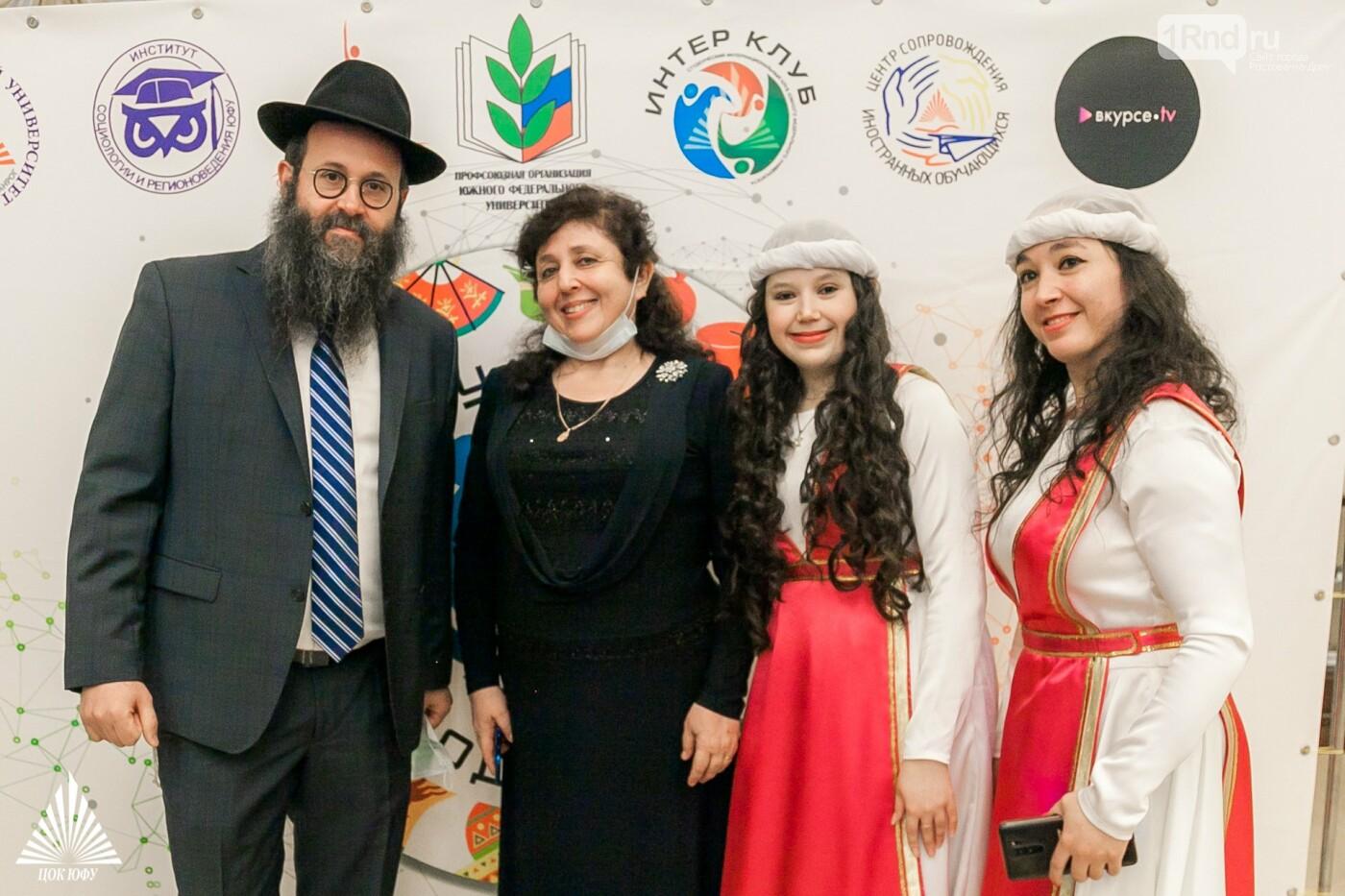 В ЮФУ стартовали Дни еврейской культуры , фото-4