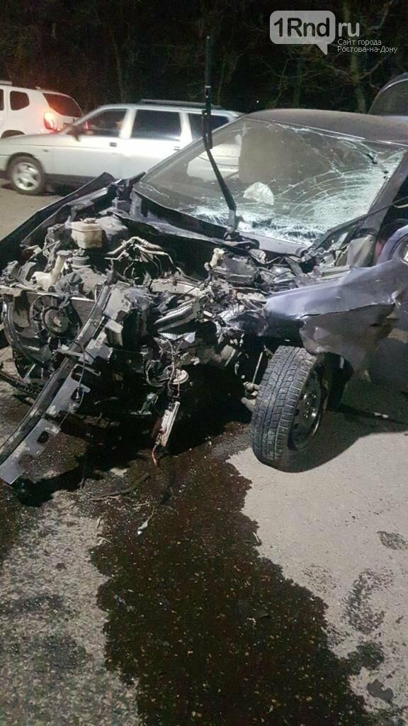 В Аксае иномарка насмерть сбила пенсионерку на зебре, фото-1
