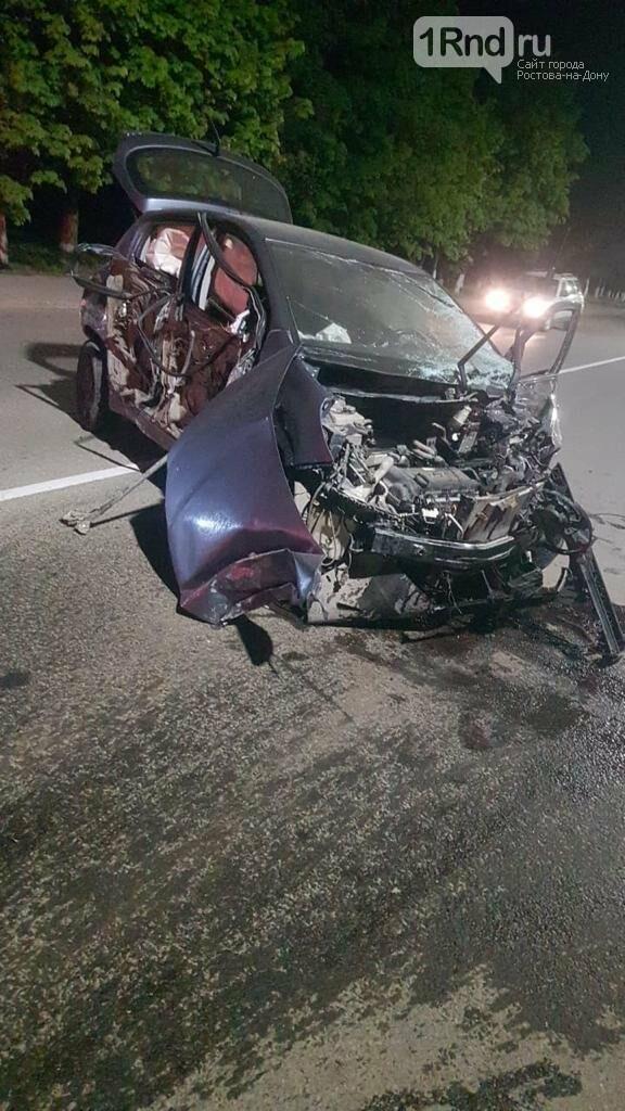 В Аксае иномарка насмерть сбила пенсионерку на зебре, фото-2