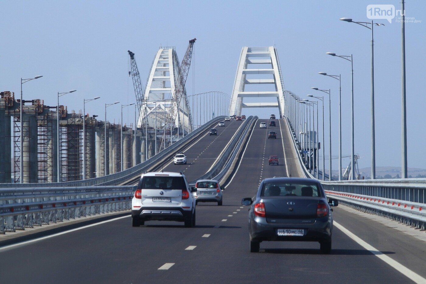 Крымский мост, Фото - Anna Larionova / Pixabay