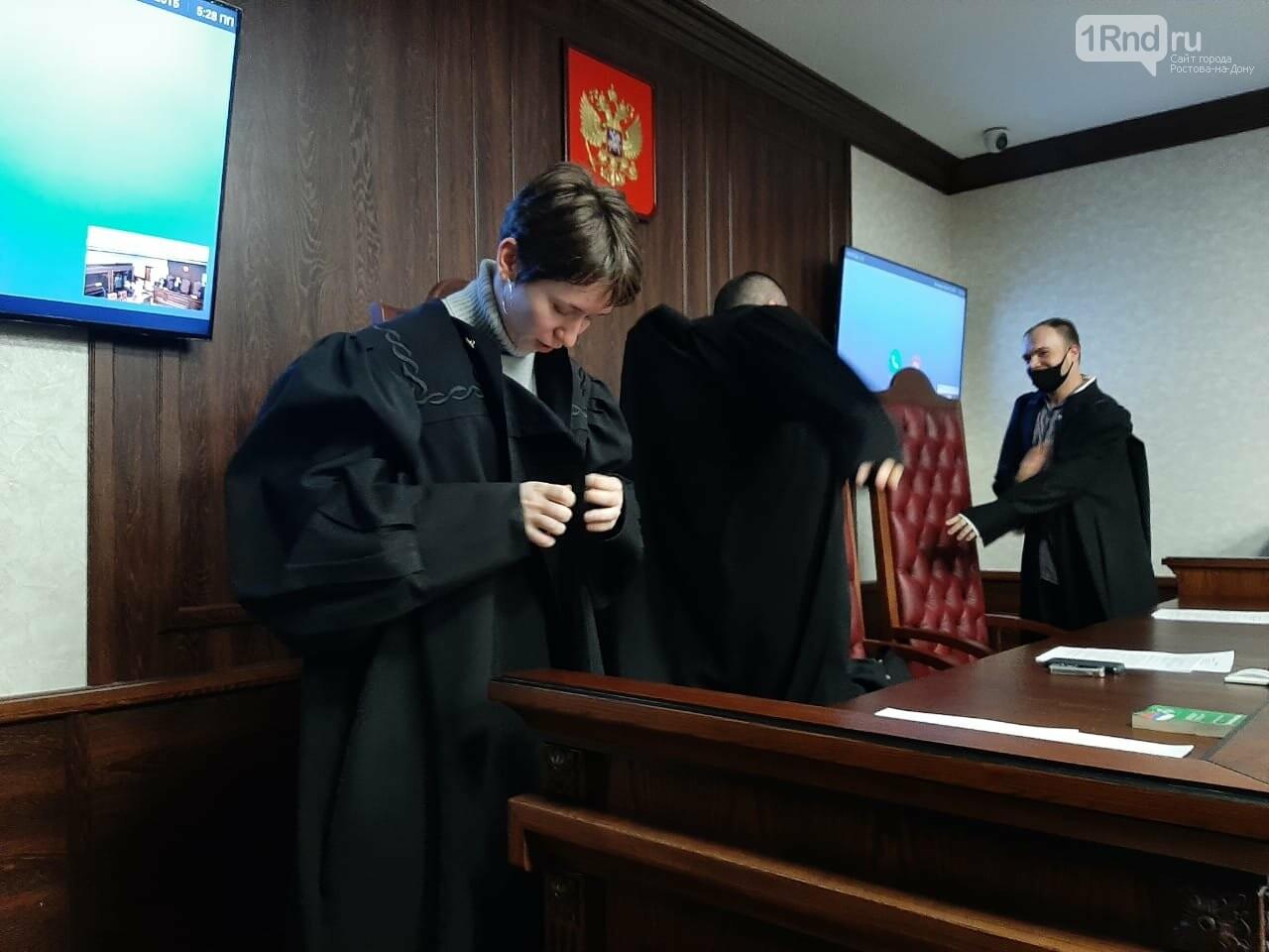 Как ростовские журналисты поменялись местами с судьями, фото-2