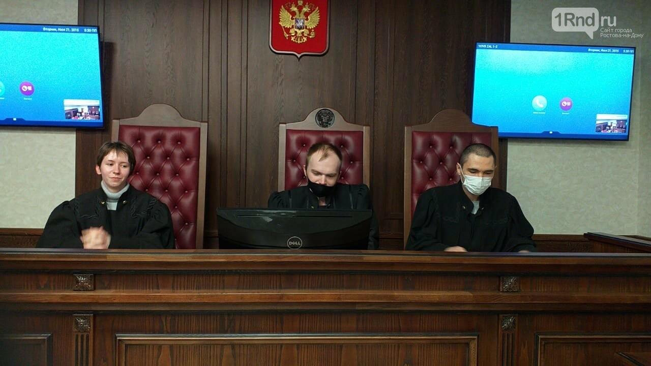 Как ростовские журналисты поменялись местами с судьями, фото-3