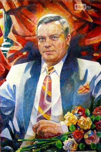 Портрет Василия Голубева/ фото:rslovar.com