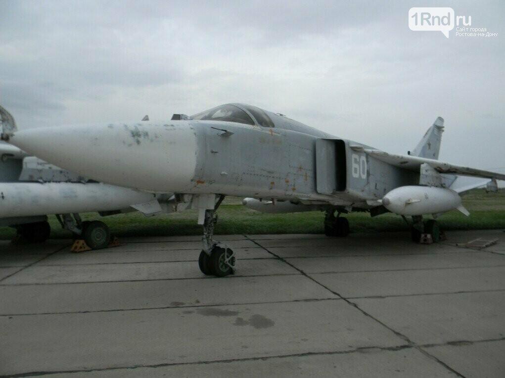 СУ-24 доставили в филиал парка «Патриот»/ фото: архив 1rnd