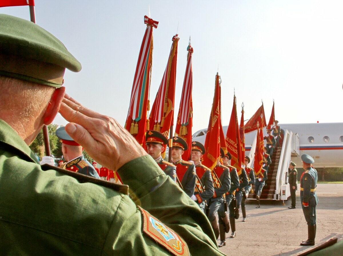 Боевые знамёна Красной Армии