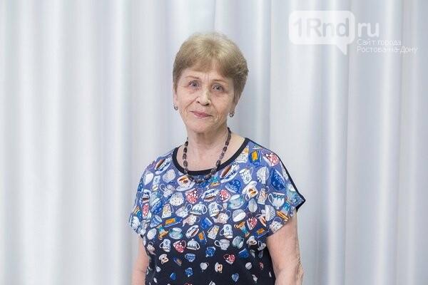 Ольга Безуглова/ фото: ЦОК ЮФУ