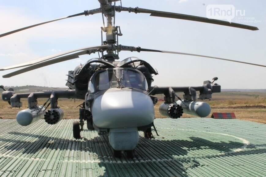 Наполигоне Кадамовский прошла выставка военной техники