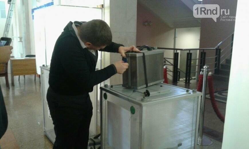 Вглобальной паутине появилось видео вброса бюллетеней вРостове-на-Дону
