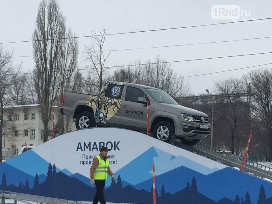 ВКраснодаре пройдет Amarok Road Show