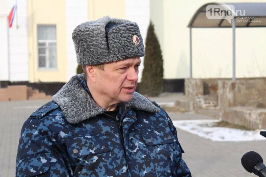 Лес под Ярославлем впоисках убийцы прочесывают бойцы Росгвардии