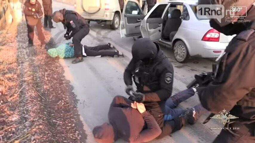 Граждан Кубани задержали поподозрению враспространении 40кг синтетических наркотиков