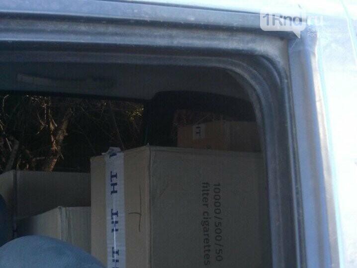 Под Ростовом таможенники открыли огонь поконтрабандисту из государства Украины