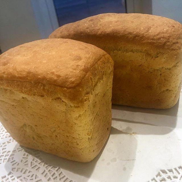 Формовой хлеб в пекарне Дилиф