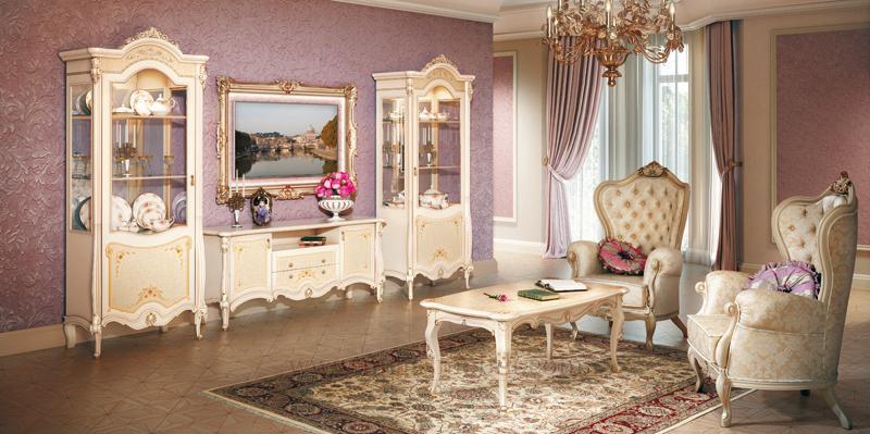 Мебель в классическом стиле от Миассмебель, фото-1