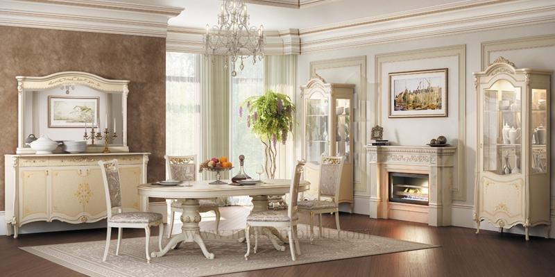 Мебель в классическом стиле от Миассмебель, фото-2