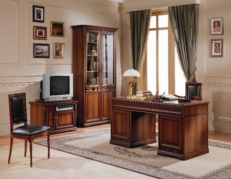 Мебель в классическом стиле от Миассмебель, фото-5