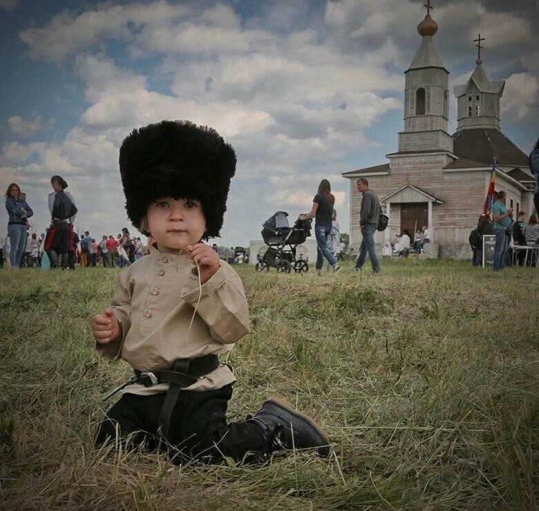 картинки национальность казак
