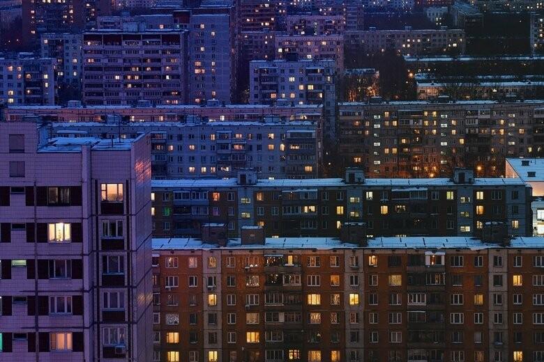 всего фото из окон многоэтажных домов это