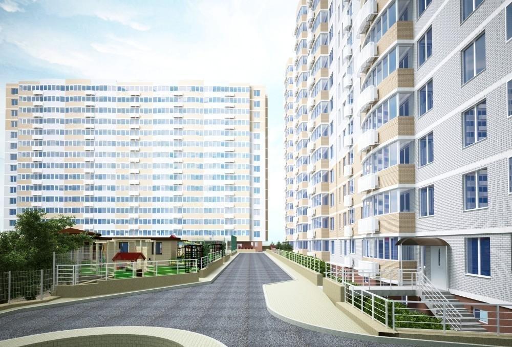 Дома с отдельными помещениями для колясок и велосипедов строятся в Ростове-на-Дону, фото-4