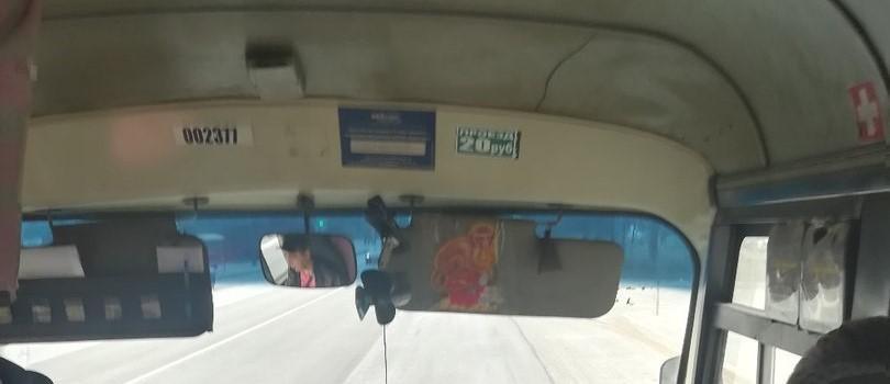 """На фото - маршрутка №113, снимок из сообщества """"Ростов.Главный"""""""