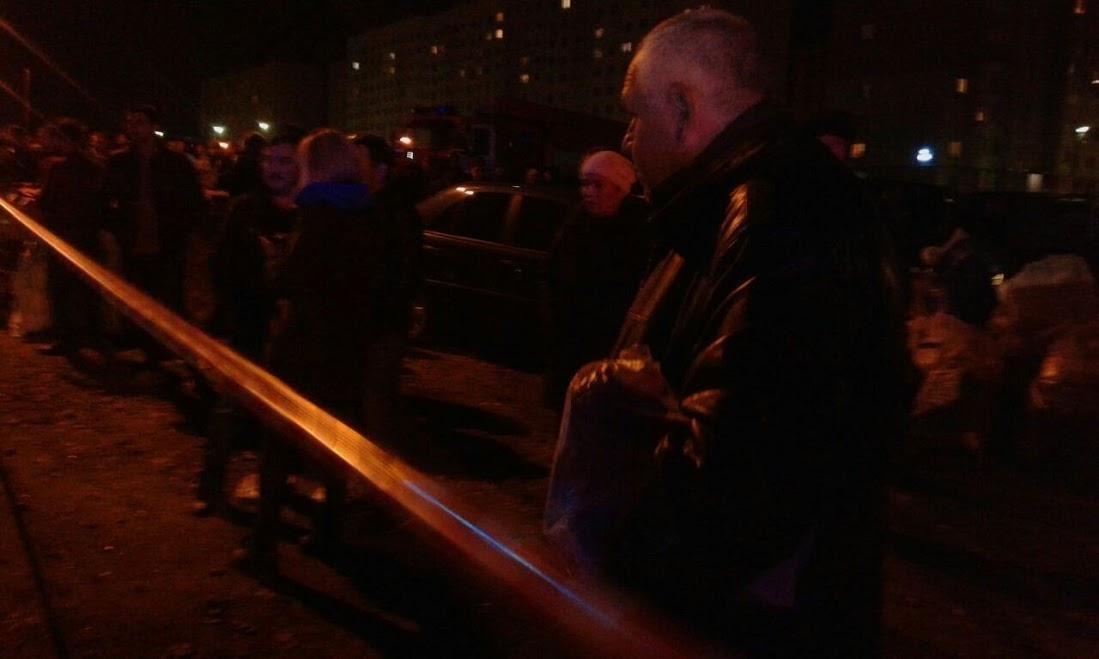 """Пожар на рынке """"Восточный"""" (Темерник) в Ростове-на-Дону. Вся информация, фото-16, Фото Елены Доровских"""