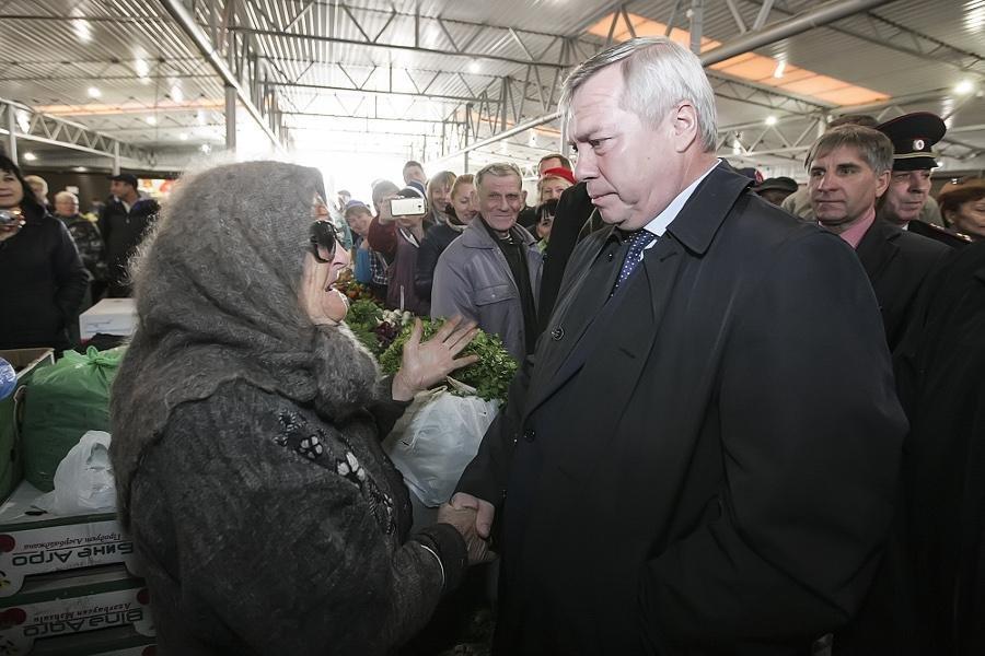 Василий Голубев: «Решение о продаже Центрального рынка в Батайске было поспешным», фото-1