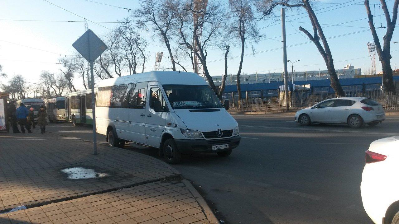 Фото - Артемий Зайцев / Ростовский городской транспорт