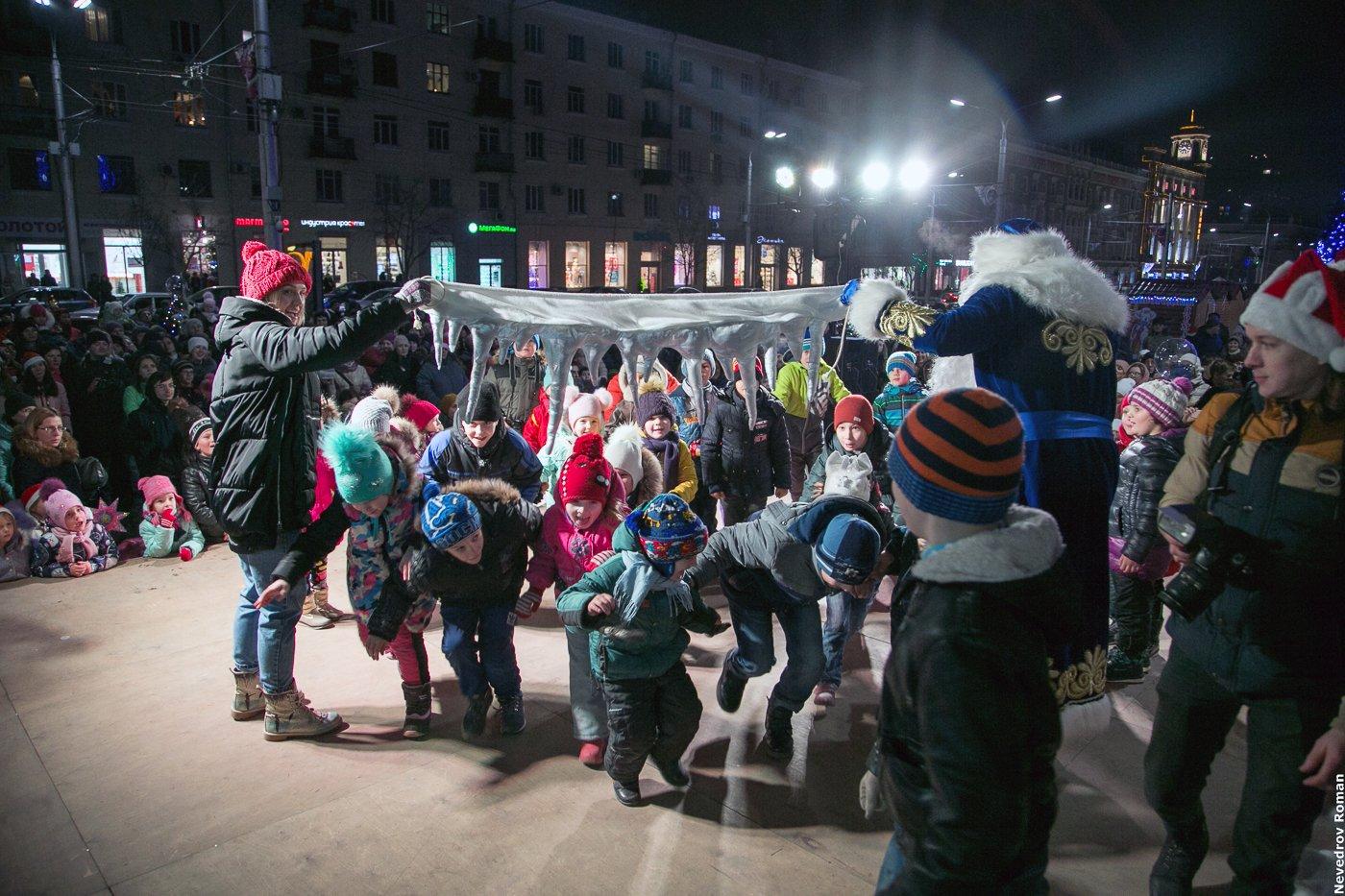 Чай и вареники: ростовчан приглашают встретить старый Новый год у главной елки, фото-2