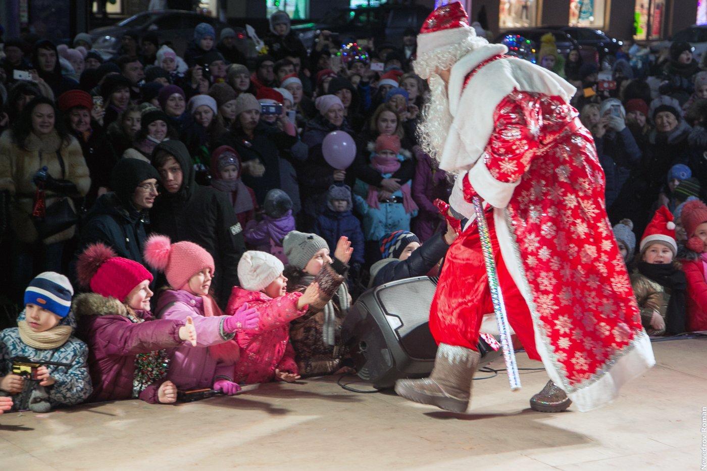 Чай и вареники: ростовчан приглашают встретить старый Новый год у главной елки, фото-1