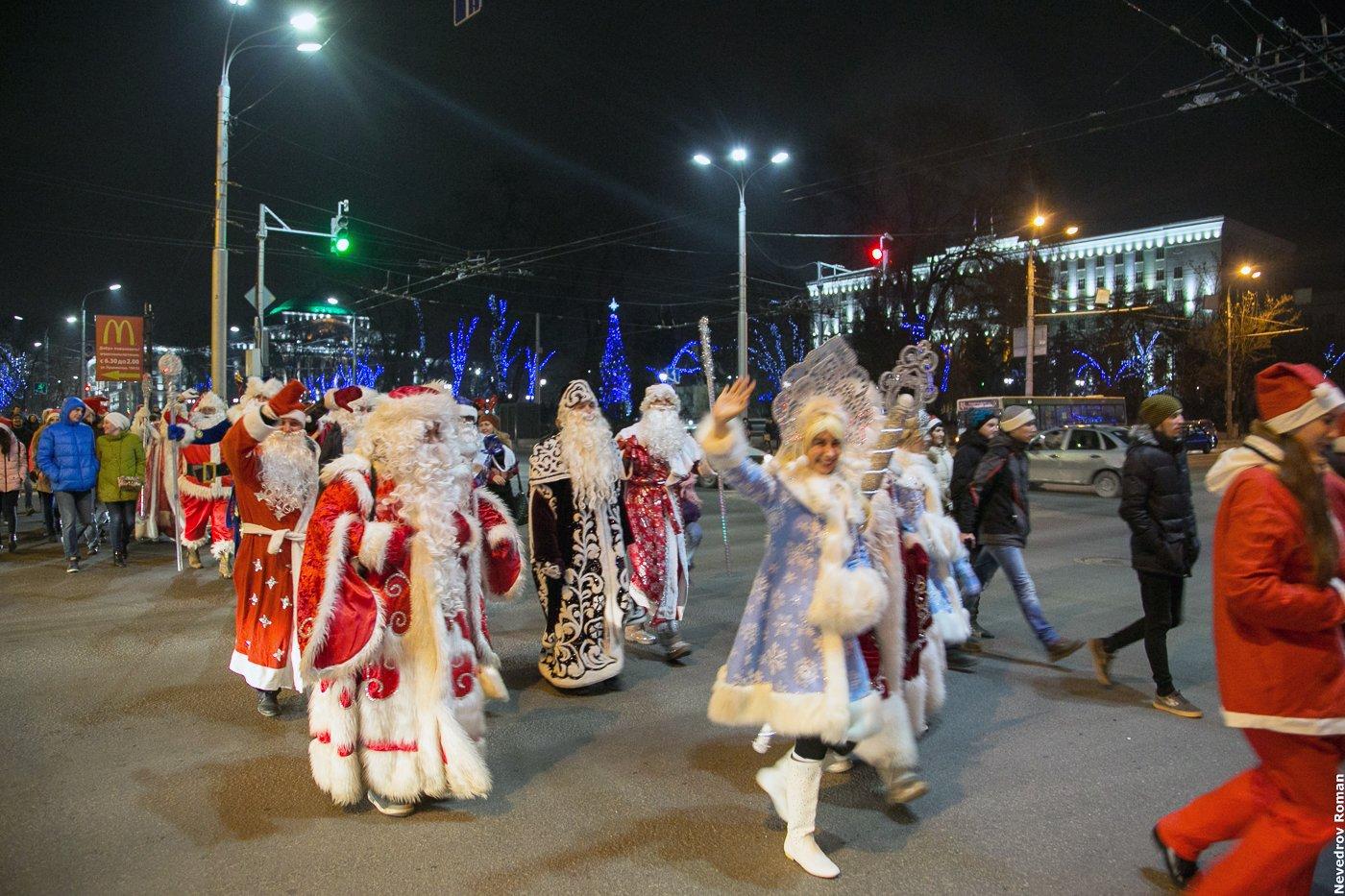 Чай и вареники: ростовчан приглашают встретить старый Новый год у главной елки, фото-5