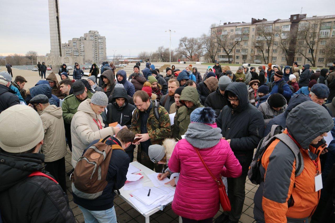 На восемь суток арестовал суд главу штаба Навального в Ростове-на-Дону, фото-3
