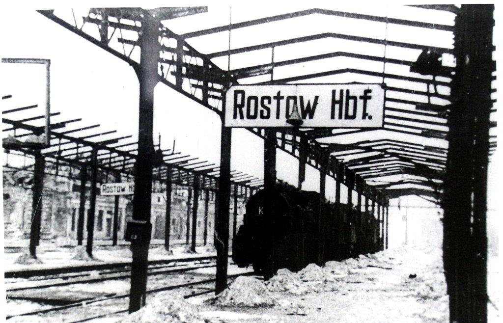 После освобождения: как Ростов-на-Дону возвращался к мирной жизни, фото-1