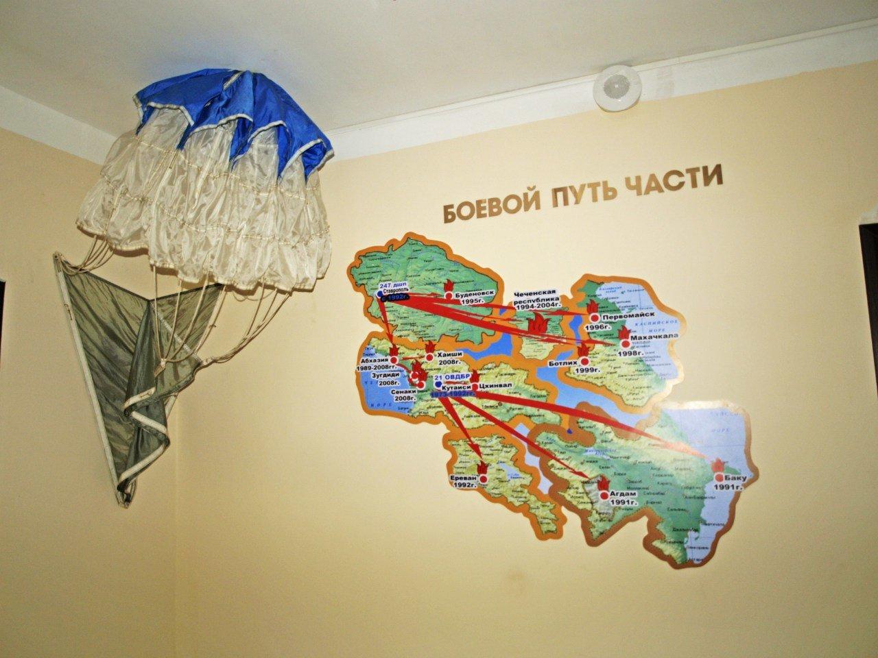 Ставропольских десантников задержали после кражи еды и маникюрной машинки в Ростовской области, фото-1