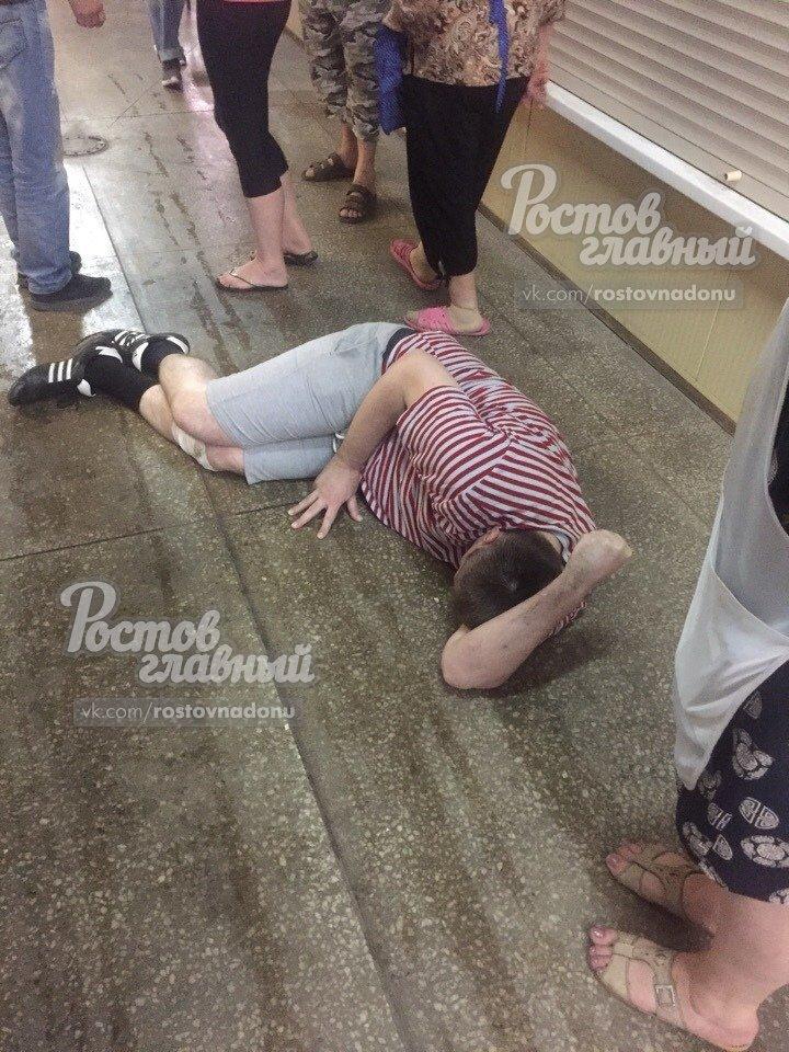 На рынке в Ростове мужчина напал на девочку, фото-2