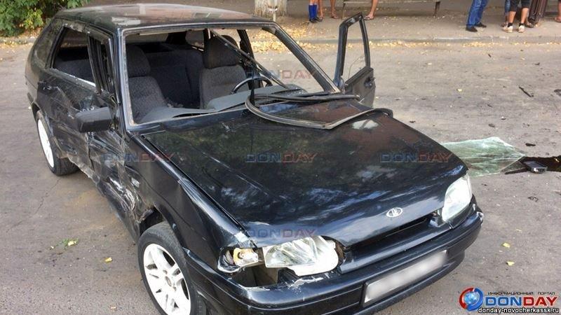 Четыре человека пострадали в ДТП со скорой в Новочеркасске, фото-2