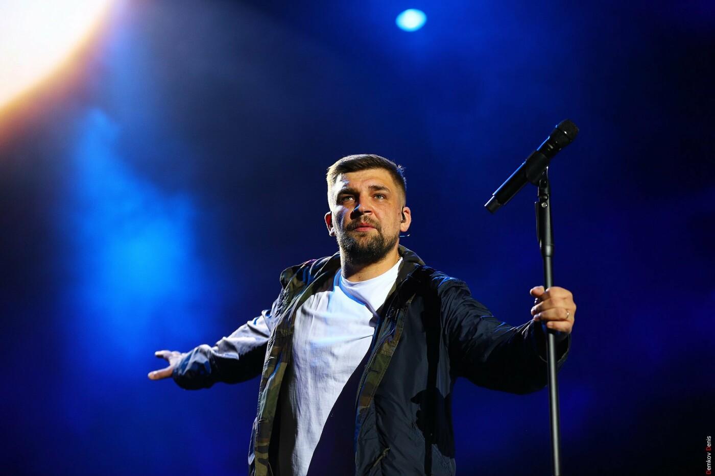 На первый большой концерт Басты в Ростове пришли 35 тысяч зрителей, фото-1