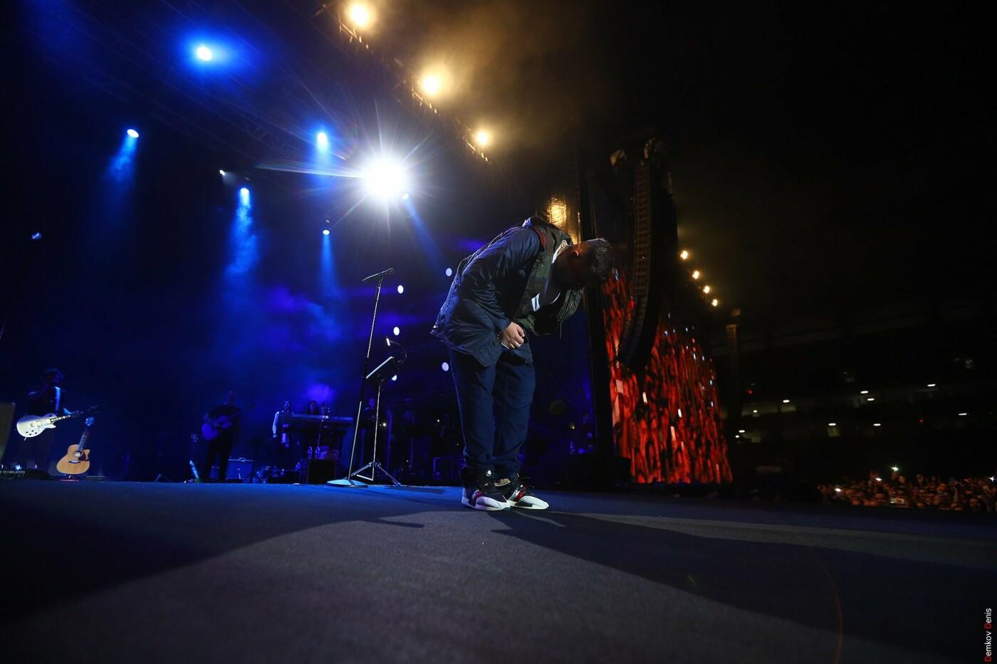 На первый большой концерт Басты в Ростове пришли 35 тысяч зрителей, фото-4