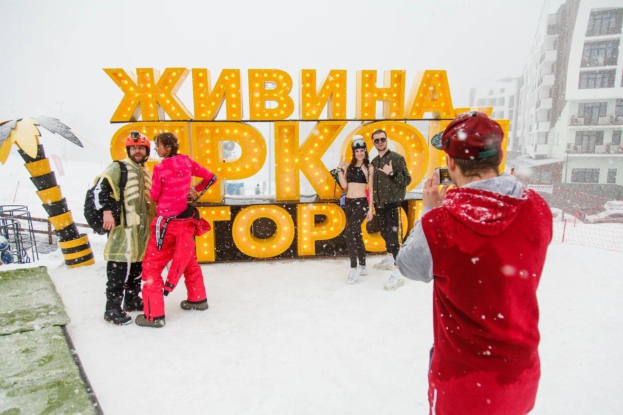 Билайн стал технологическим партнером первого зимнего фестиваля Alfa Future People Snow Edition в Сочи , фото-1