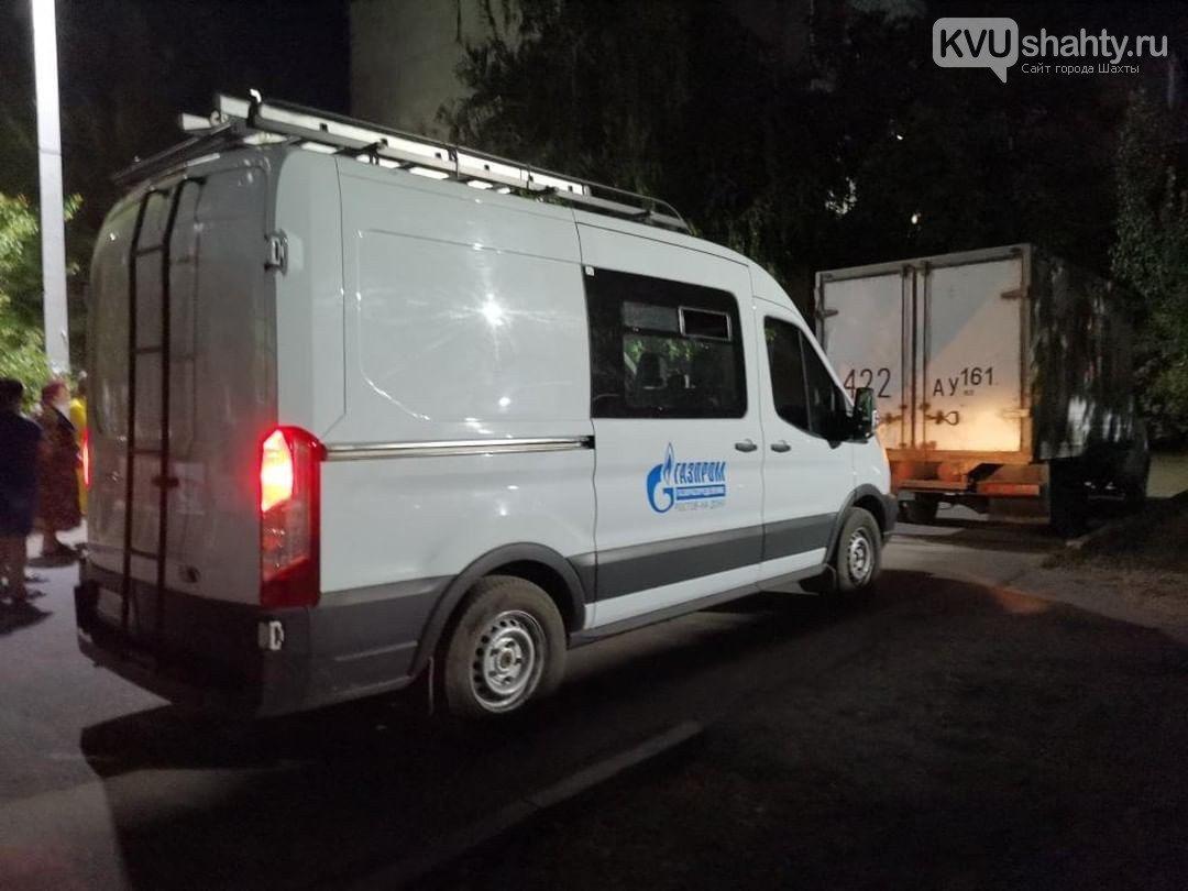 В Шахтах жильцы пяти домов на Хабарова спешно покинули квартиры из-за запаха газа, фото-1