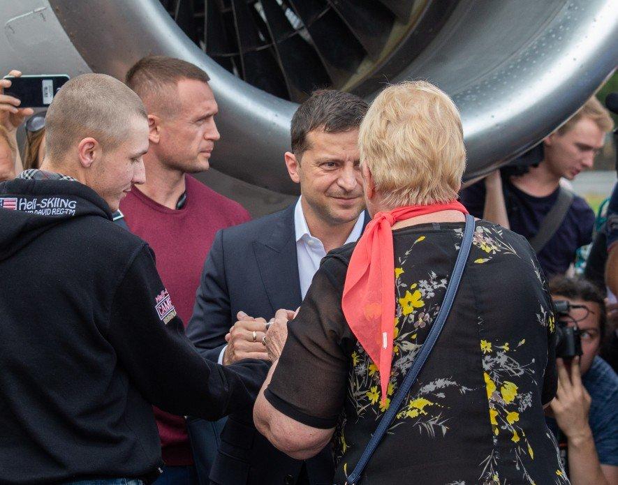 Пятеро украинцев, осужденных в Ростове, вернулись на родину, фото-5