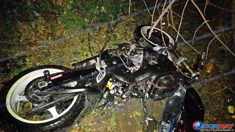 Новочеркасцы чуть не линчевали водителя иномарки, из-за которого погиб мотоциклист, фото-1