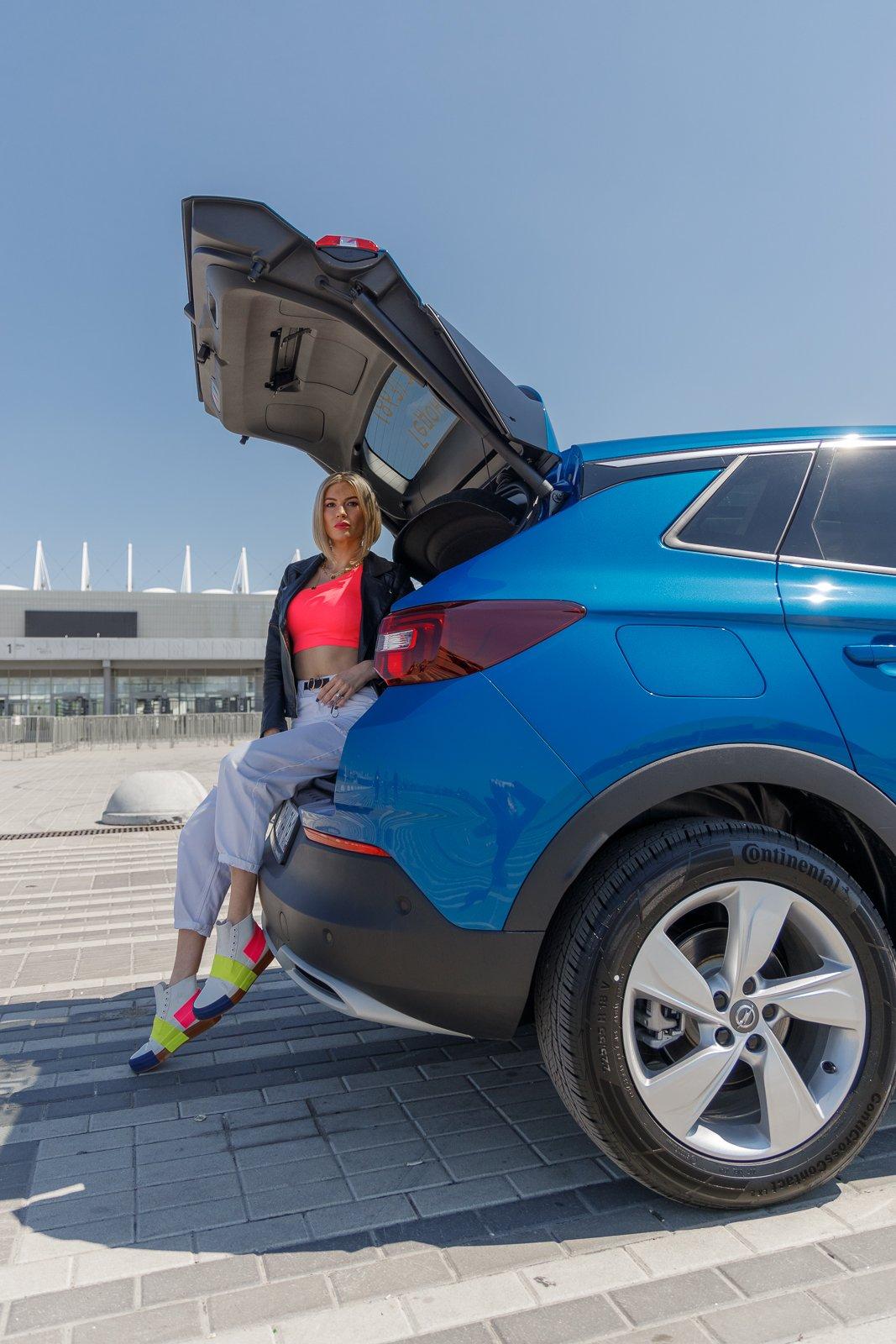 Тест-драйв Opel Grandland X: стильный и продуманный немец на ростовских дорогах, фото-9