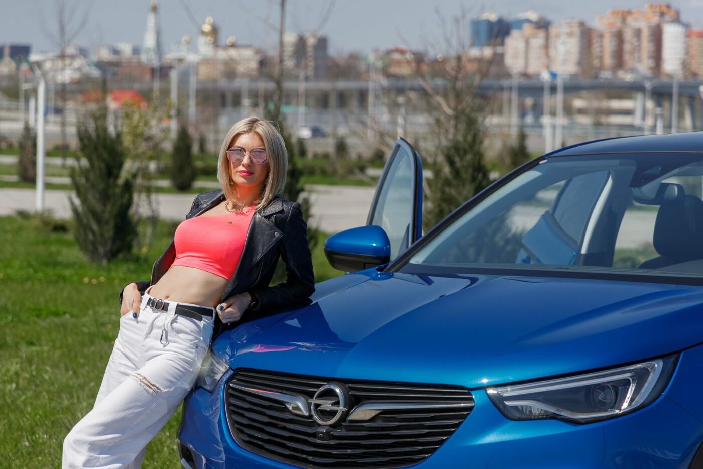 Тест-драйв Opel Grandland X: стильный и продуманный немец на ростовских дорогах, фото-5